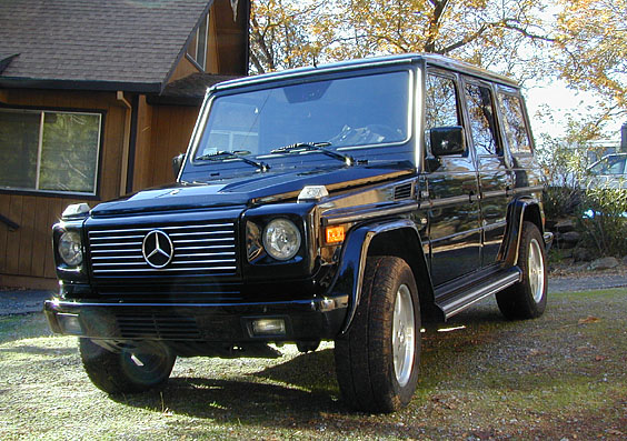 mercedes benz g500 gelaendewagen for sale. Black Bedroom Furniture Sets. Home Design Ideas